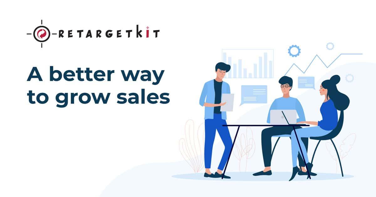 RetargetKit - Grow Verified Leads & Website Traffic 97% Faster